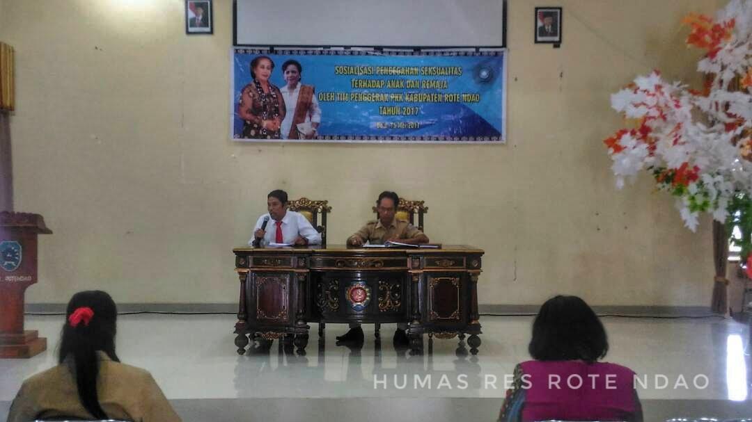Wakili Kapolres, Kbo Sat Reskrim mengajak seluruh komponen untuk saling menjaga diri