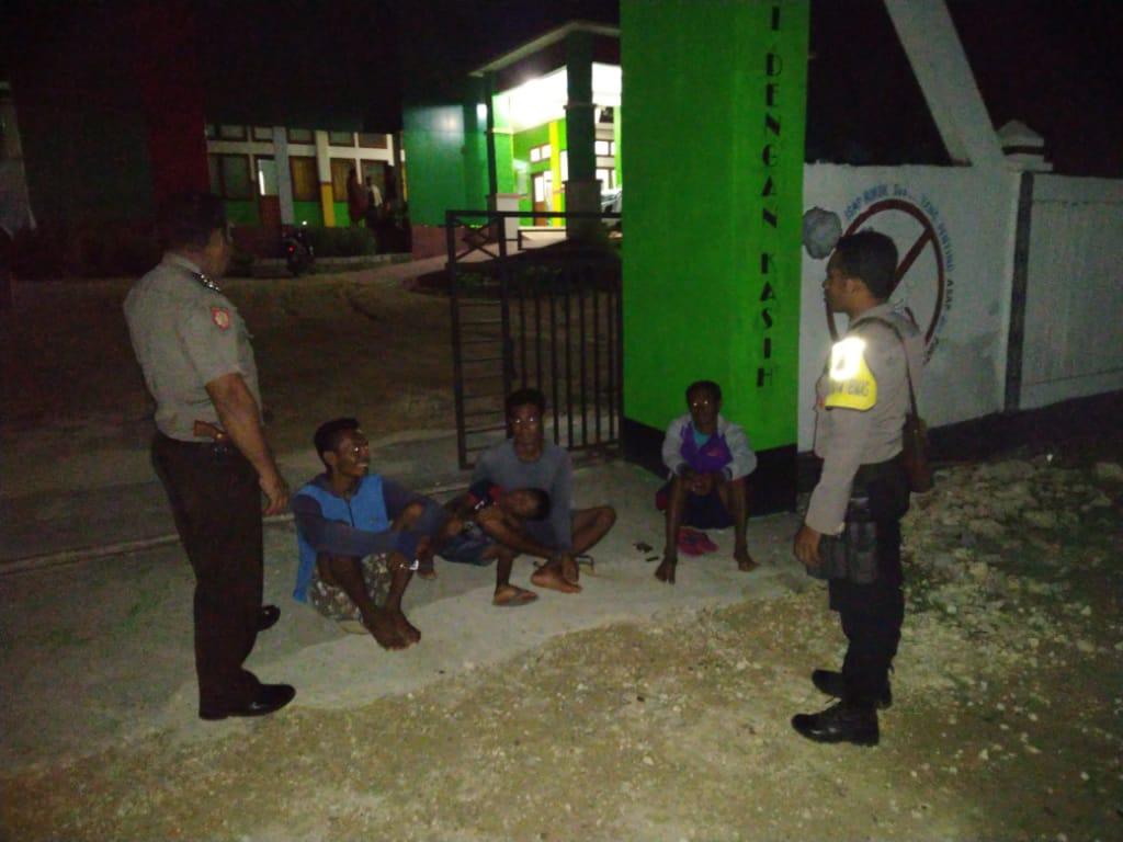 Tekan Gangguan Kamtibmas, Polisi Tingkatkan Patroli Malam